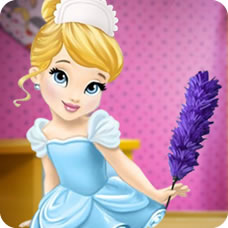 Baby Cinderella House Cleaning H5