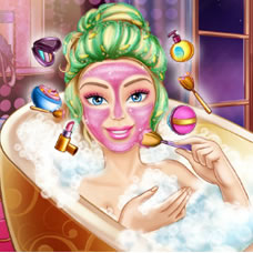 Barbie Beauty Bath H5