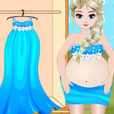 Pregnant Elsa Prenatal Care